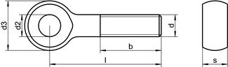 DIN 444 B